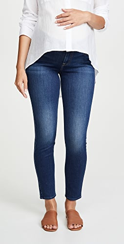 7 For All Mankind - The Ankle Skinny Maternity Jeans