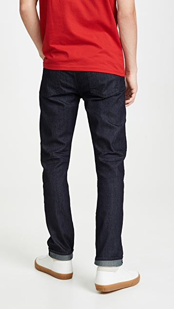 7 For All Mankind Adrien Clean Pocket Denim Jeans