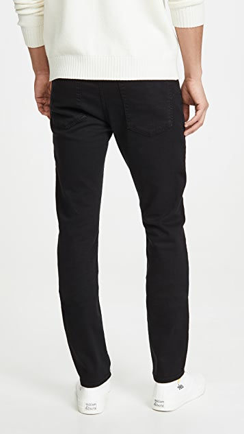 7 For All Mankind Paxtyn Jeans in Annex Black Wash
