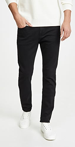 7 For All Mankind - Paxtyn Jeans in Annex Black Wash