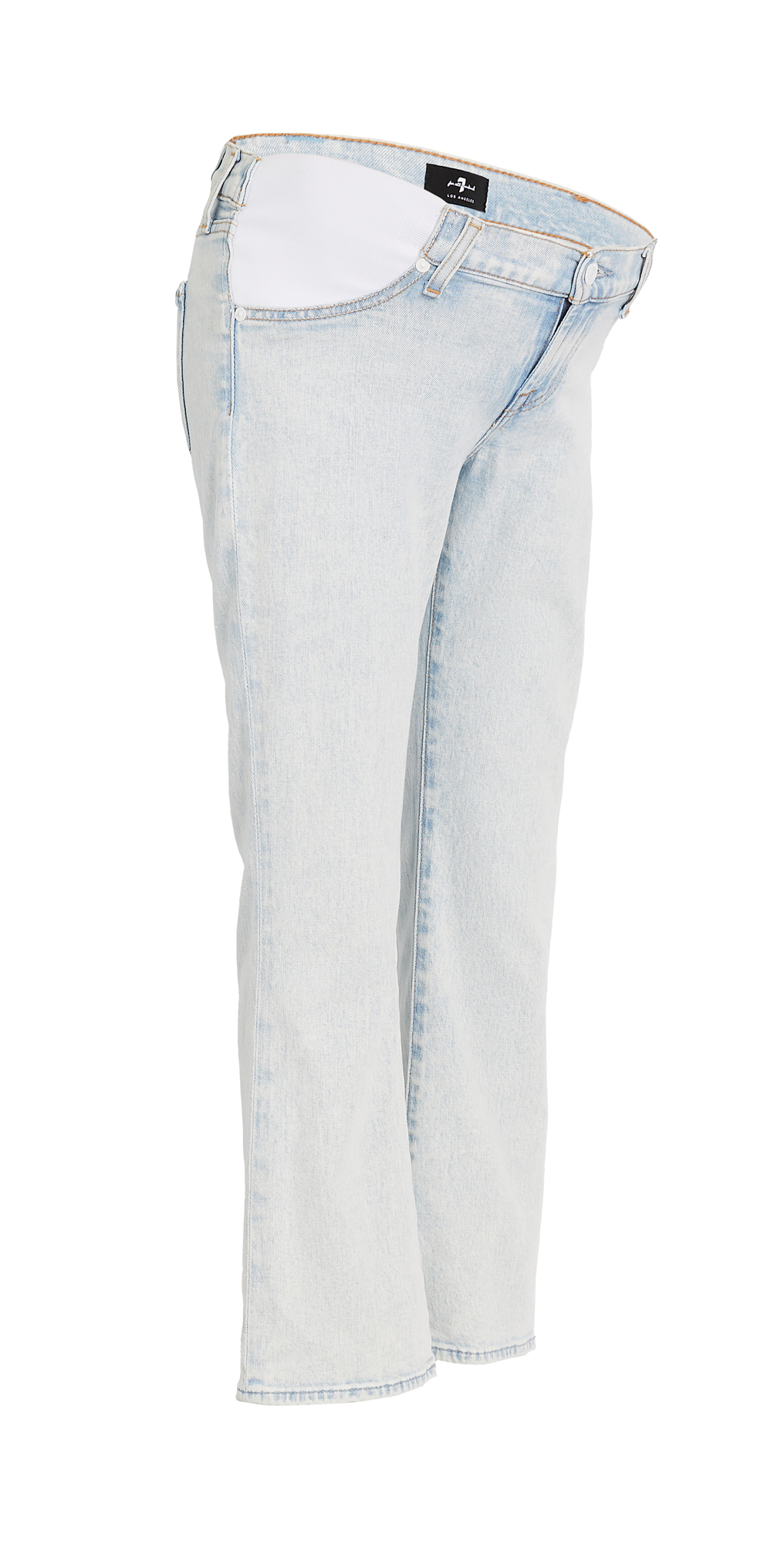 7 For All Mankind Maternity Slim Kick Jeans