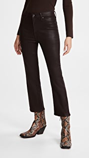 7 For All Mankind HW Slim Kick Pants