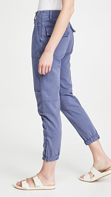 7 For All Mankind Side Tuck Joggers