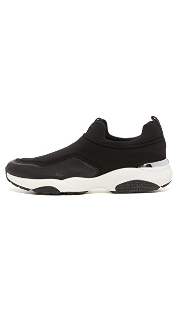 Salvatore Ferragamo Giolly Slip On Sneakers