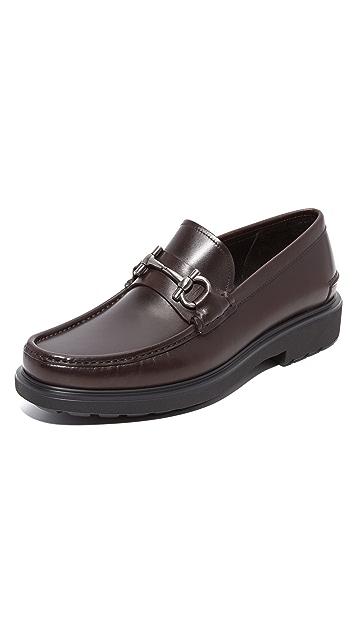 Salvatore Ferragamo Glasglow Bit Loafers