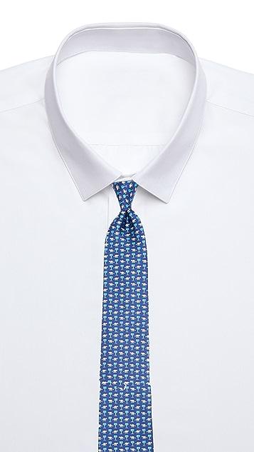 Salvatore Ferragamo Desert Tie