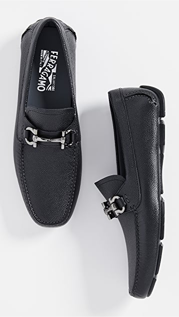 9b0a51f75c Salvatore Ferragamo Parigi Bit Driver Shoes