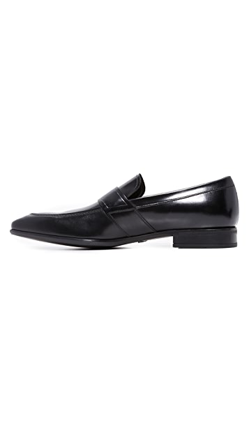 Salvatore Ferragamo Django Loafers