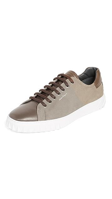 Salvatore Ferragamo Clyde Sneaker