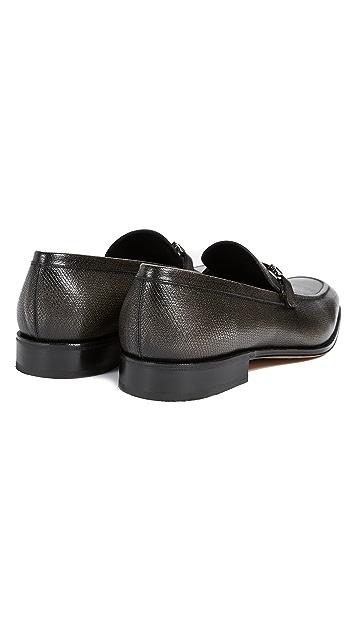 Salvatore Ferragamo Fenice Bit Loafers