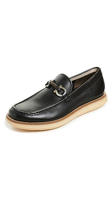 Salvatore Ferragamo Carmine Slip On Loafers