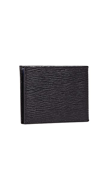 Salvatore Ferragamo Revival Gancini Billfold Wallet