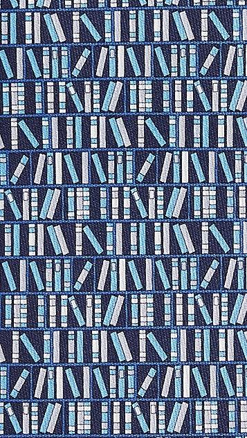 Salvatore Ferragamo Library Tie