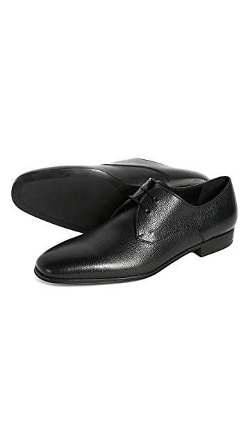Salvatore Ferragamo Fortunato Lace Up Shoes