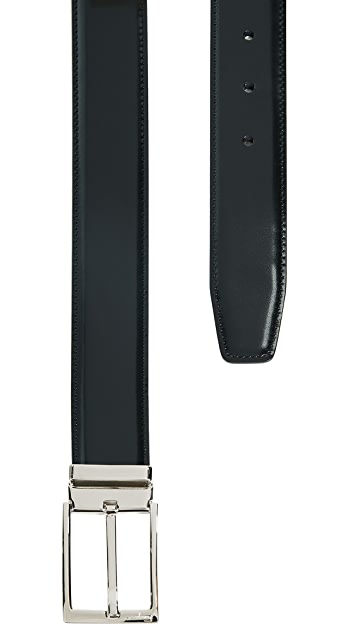 Salvatore Ferragamo Adjustable & Reversible Belt