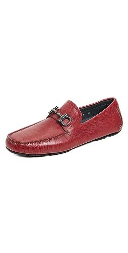 Salvatore Ferragamo - Parigi Bit Driver Shoes