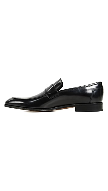 Salvatore Ferragamo Lionel Loafers