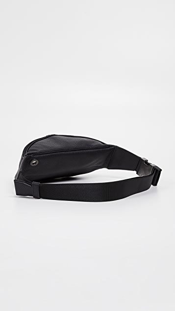 Salvatore Ferragamo Leather Bumbag
