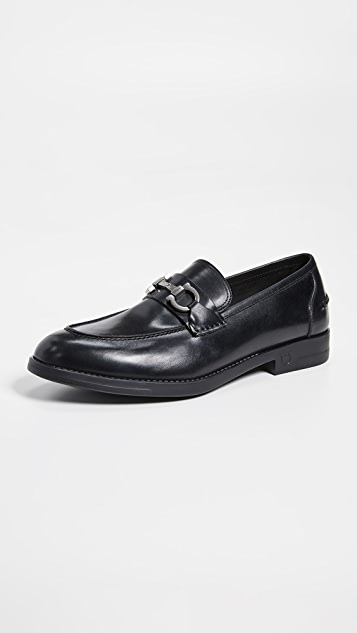 Salvatore Ferragamo Arlin Double Gancio Loafers