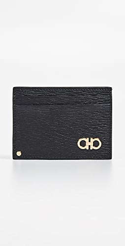 Salvatore Ferragamo - Card Case with Swivel ID Window