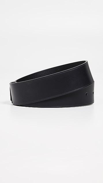 Salvatore Ferragamo Oversized Gancini Buckle Belt