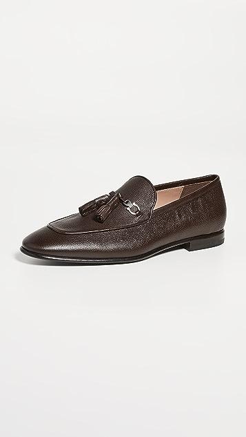 Salvatore Ferragamo Ausonia Tassle Loafers