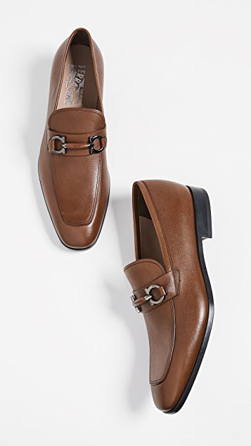 Salvatore Ferragamo Benford Loafers