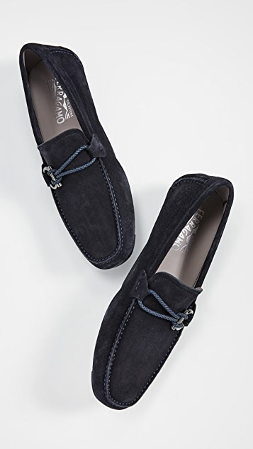 Salvatore Ferragamo Front Side Bit Drivers