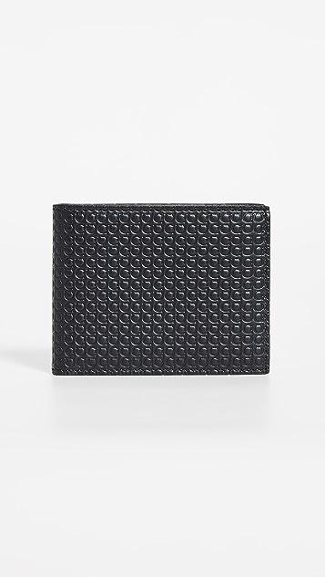 Salvatore Ferragamo Mini Gancio Bi-Fold Wallet