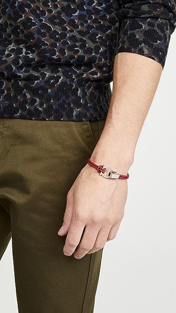 Salvatore Ferragamo D-Woven Bracelet