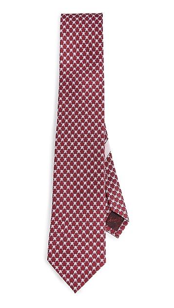 Salvatore Ferragamo CR 4 Indro Printed Ties