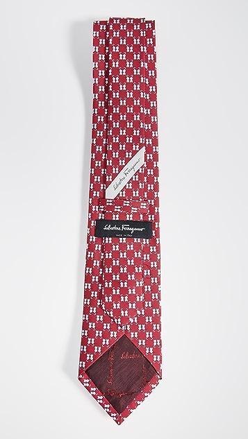 Salvatore Ferragamo Printed Tie