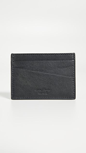 Salvatore Ferragamo Firenze Glow Card Case