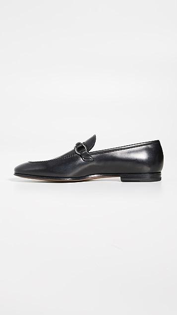 Salvatore Ferragamo Tai Formal Loafers with Gancio Bit