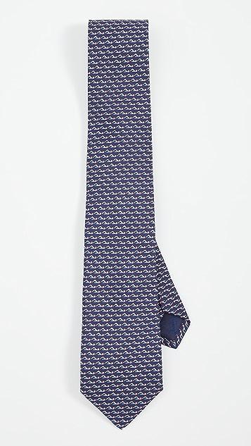 Salvatore Ferragamo Swim Tie