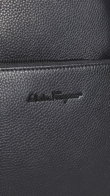 Salvatore Ferragamo Firenze Leather Sling Bag