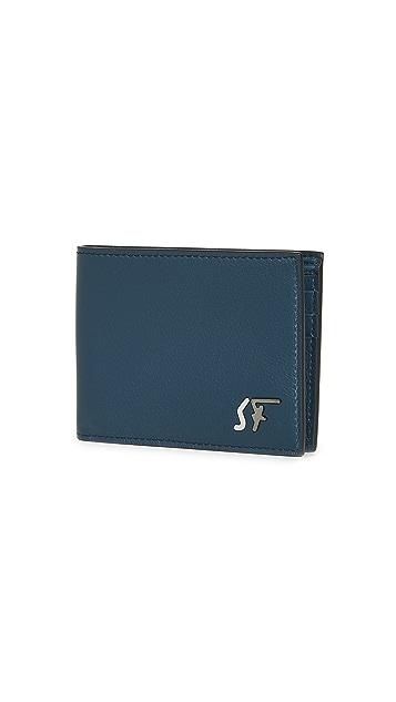 Salvatore Ferragamo Signature Leather Wallet
