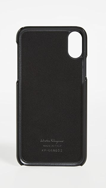 Salvatore Ferragamo Signature iPhone X / XS Case