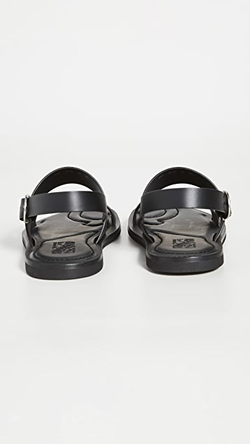 Salvatore Ferragamo Sirius Sandals