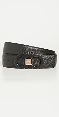 Salvatore Ferragamo - Double Gancini Belt