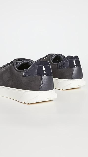 Salvatore Ferragamo Cube Sneakers