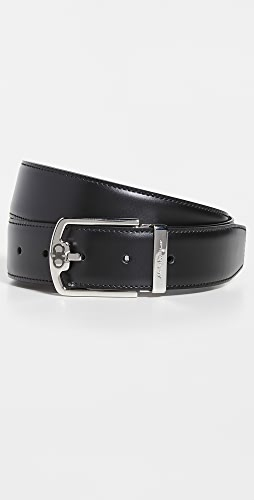 Salvatore Ferragamo - Classic Double Adjustable Belt