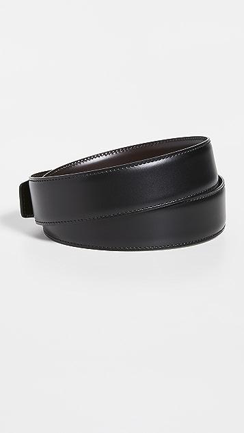 Salvatore Ferragamo Classic Double Adjustable Belt