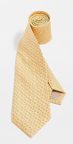 Salvatore Ferragamo - Bee Print Tie
