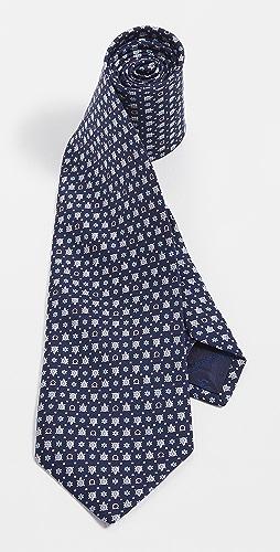 Salvatore Ferragamo - Turtle Print Tie