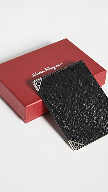 Salvatore Ferragamo Slim Card Case