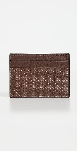 Salvatore Ferragamo - Mini Gancini Card Case