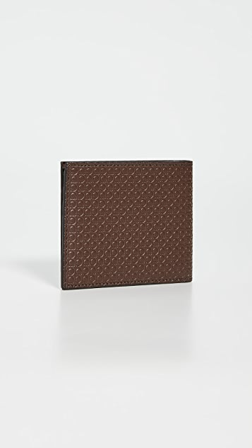 Salvatore Ferragamo Mini Gancini Wallet