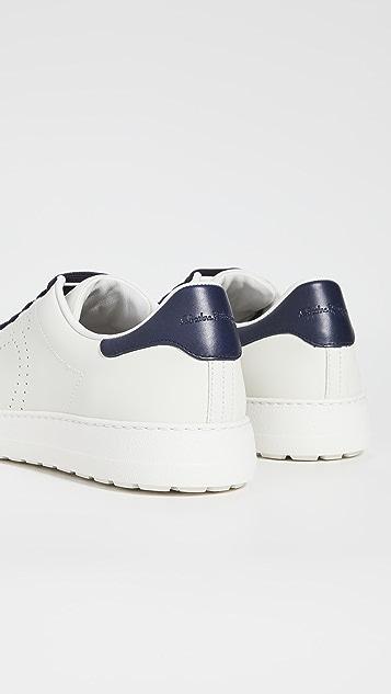 Salvatore Ferragamo Pierre Sneakers