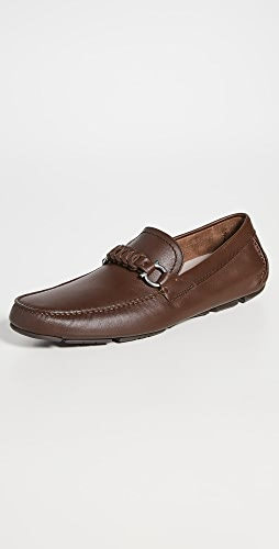 Salvatore Ferragamo - Stuart Leather Drivers